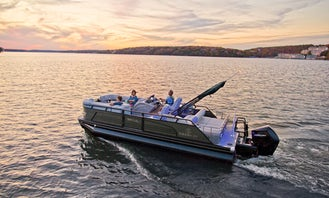 Luxury Pontoon for Charter, Lake Mead, Las Vegas, et al.