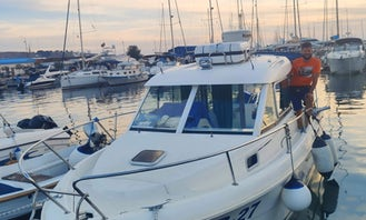 Jeanneau Merry Fisher 705 Rent a Boat Bar, Montenegro