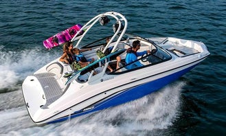 Safe, Reliable, Outdoor, Boating Fun II, Brand New 2021 19ft Yamaha