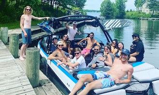 2021 Tige Z3Wakeboard/Wakesurf/Ski or just Cruise on any lake in Southeast WI