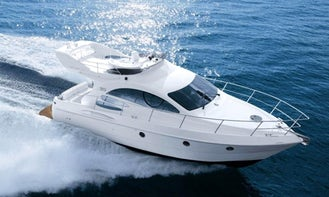 Luxury Azimut 39 Yacht Charter in Porto