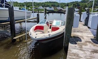 Run around the Chesapeake - Sea Ray Sport 205