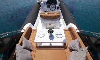 The Amazing Salpa Soleil 28 Inflatable Rib Boat - Model 2021
