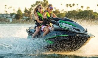 2021 Kawasaki Ultra Jetski Rental in Lake Perris, California