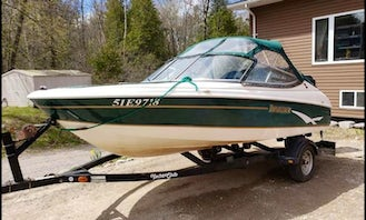 Invader 17ft Bowrider (90HP) for rent in Toronto