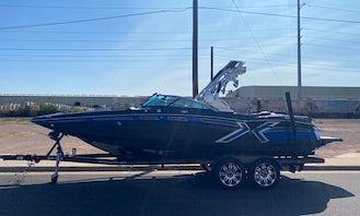 Mastercraft XStar 23' Wake Surf Boat for rent in Lake Havasu City