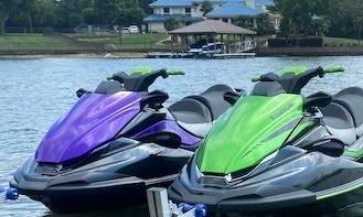 Exhilarating 2020 Kawasaki Stx 160 at Lake Norman