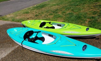 Kayak 10ft for rent in Stone mountain