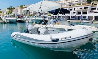 Protender 440 - RIB no licence required