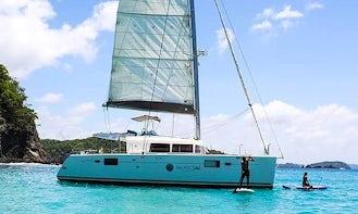 Pacific Soul Sailing Luxury Catamaran - Private Charter