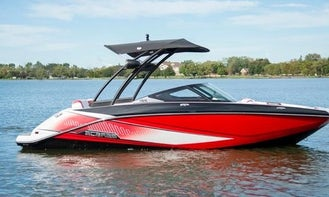 2017 Scarub 195 Jet Boat (7 passenger super fast and fun) on Lake Winnebago