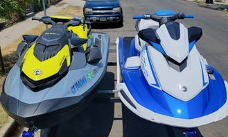 2021 SeaDoo and Yamaha JetSki's for rent in Marina del Rey