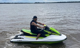 STEALS!!! 2 JetSki's for the price of 1 at Lake Houston in Huffman