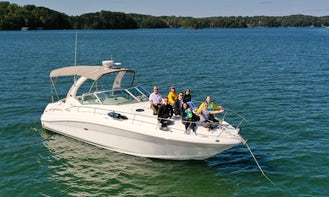 Sea Ray 340 Sundancer Yacht in Gainesville