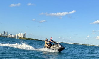 Jetski's for rent in the heart of Miami!