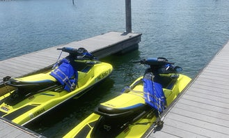Yamaha EXR's for rent in Lake Wylie, SC