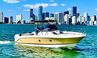 Center Console Cruiser for rent in Miami