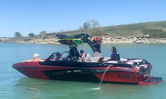 Tige Deluxe Wakeboat for Charter and Watersports in Lethbridge