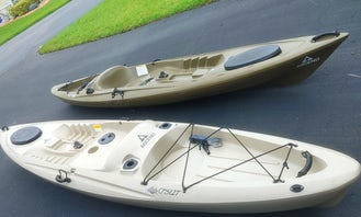 Ascend Kayaks for rent in Port St. Lucie