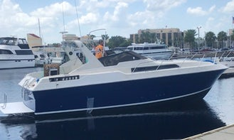 Beautiful and Fully Equipped Cabin Cruiser Rental in Sanford, FL