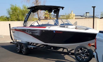 2017 Tige Z3!! Latest surf tech for Wake Surfing- Tubing-