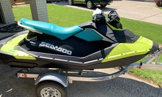 Seadoo SPARK 3 Jet Ski Rental Galveston, Texas