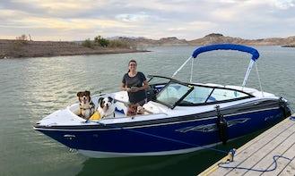 2018 Monterey 224FS Bowrider for Rent in Boulder City & Vegas (AKA The Wanderlust)