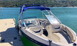 8 Passenger Boat Rental, Bass Lake, Ca