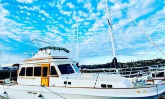 Yacht for San Francisco Bay Cruise