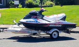 SeaDoo STX Jetskis for Rent in Puyallup