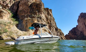 19' Glastron GT185 Wakeboard Boat for Awesome Day in Mesa