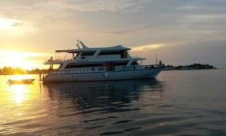 Power in Malé | Minimum 6 days rental