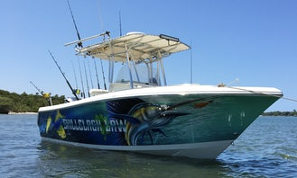 26' Sailfish for Charter with Great Soundsystem in Miami