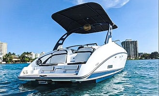Brand new Jetboat Yamaha 242 for Charter in Hallandale Beach