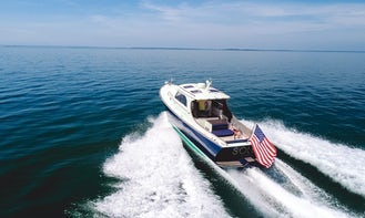 An Icon of American Luxury - a Meticulous Hinckley Picnic Boat