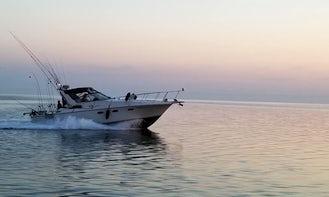 33' Trojan Sportsfishing Yacht Charter in Irondequoit, New York