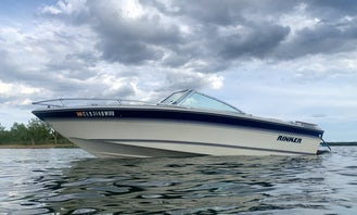 Awesome Rinker Charter in Aurora, Colorado