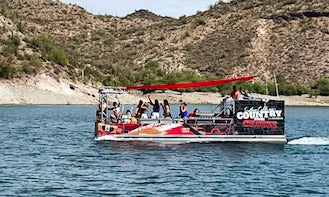 Two day tour up to 20 passengers
