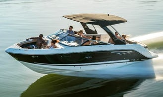 Charter New 29' Sea Ray 280 SLX Ultra Luxury Super Fast Sport Day Yacht Newport Beach, Dana Point, Long Beach, San Diego