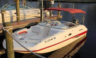 ⭐️ 21' Hurricane Deck Boat 150HP - SD217 Dual Console Model (St. Petersburg) *Insurance Included*