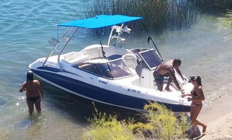 Yamaha Captained Wakeboard Boat in Boulder City