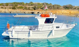 Small Charter for Swimming and Snorkeling in Gozo/Malta