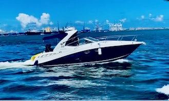 37ft Sea Ray Sundancer Luxury Express Cruiser in Miami
