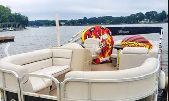 Spacious Pontoon Boat-$80 Hour-Lake Conroe-Tons Extras Incl.-No Charge Cancel Policy