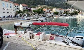 Joker Boat Clubman 26' Special in Bol