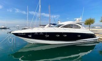 Sunseeker 50 Feet  - Luxury Big Yacht in Cancun, 6 hours min. rental