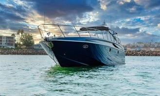 61' Riva Sleek Cruiser and Weekend Getaway Yacht in Marina del Rey California