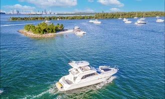 Sea Ray 50 ft for rent in Miami