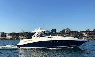 39' Sea Ray Sundancer Motor Yacht for Charter in Chicago, Illinois