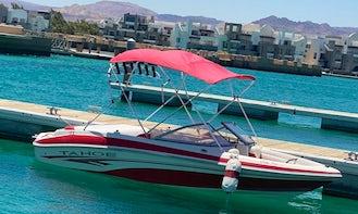 20' Tahoe Open-Bow Boat in Ayla Marine, Aqaba